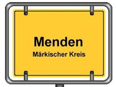 Genehmigung der Fortschreibung 2020 des Haushaltssanierungsplans der Stadt Menden