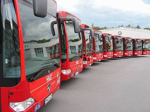 MVG-Busverkehr zu Heiligabend, Weihnachten und zum Jahreswechsel 2019/20 sowie Öffnungszeiten der Kundencenter