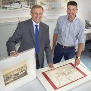 Historische Schätze aus dem Stadtarchiv Iserlohn: Nachdrucke vorgestellt – Iserlohner Fotografie und Letmather Karte