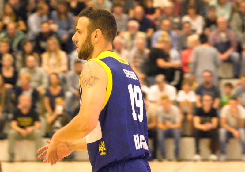 Basketball Testsoiel Iserlohn Kangaroos - Phoenix Hagen / Dominik Spohr - © by Sportstimme.de (MK)