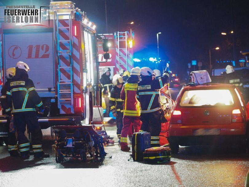 © by Feuerwehr Iserlohn Presse