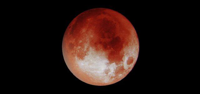 Totale Mondfinsternis – Blutmond am 21. Januar 2019