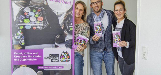 """""""Kulturrucksack NRW"""": Kunst, Kultur und Kreatives für Kinder und Jugendliche – Iserlohner Programm vorgestellt"""