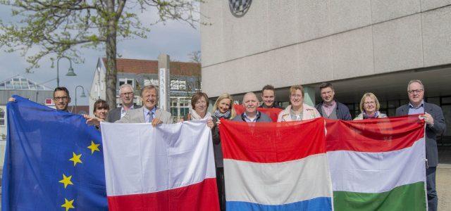 Iserlohn begeht drei Jubiläen mit Partnerstädten