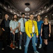 "Rock im Barendorf am Samstag: The Queen Kings – ""Bohemian Rhapsody"""