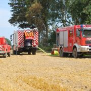 Erneuter Waldbrand in Drüpplingsen