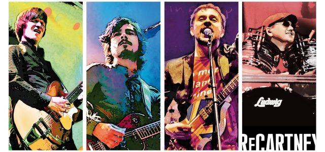 Samstab Rock im Barendorf: Europe's Finest Paul McCartney Tribute Show