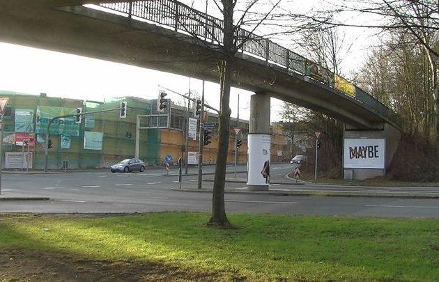 Austausch von Brückengeländern beginnt am Montag an der Seilerseestraße