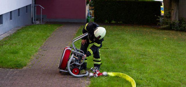 Angebranntes Essen ruft Feuerwehr auf den Plan