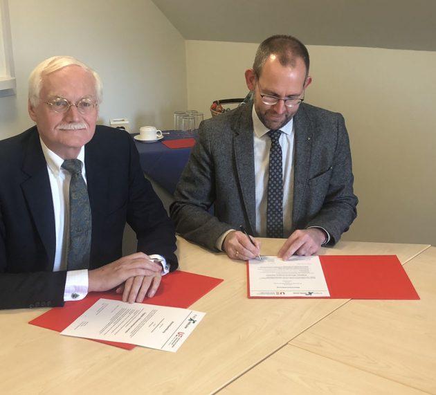 Kooperationsvereinbarung zwischen der University of Applied Sciences Europe und der Stadt Iserlohn zum Digitalen Wissenscampus