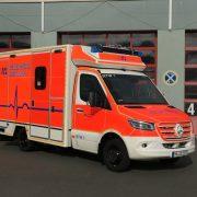 Neuer Rettungswagen für die Feuerwehr Iserlohn