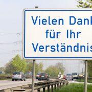 A45: Vollsperrung zwischen Hagen-Süd und Lüdenscheid-Nord am Wochenende