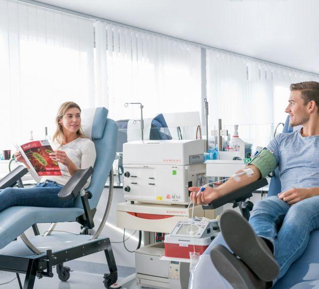 Das Blutspende-Dilemma in Coronazeiten – Blutspenden werden dringend benötigt aber Termine brechen weg