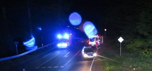 Ermittlungen nach schwerem Verkehrsunfall zw. Sümmern und Platte Heide