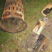 Schwerer Unfall mit Feuerkorb und Spiritus: Zwei junge Menschen lebensgefährlich verletzt