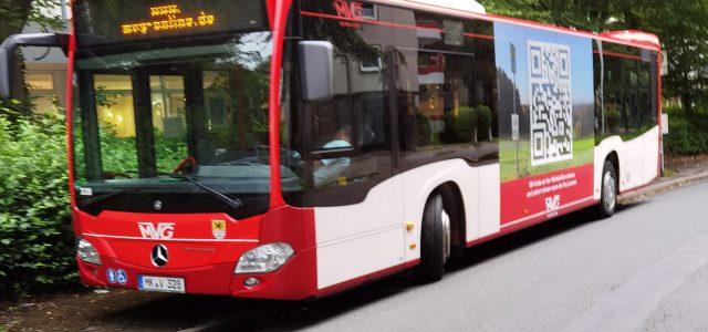 MVG-Busse erhalten Schutzscheibe