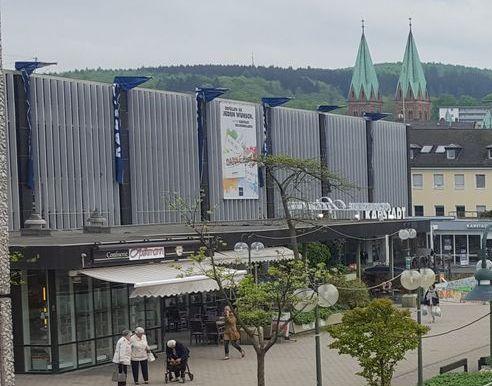 Sachstand zum Thema Karstadt