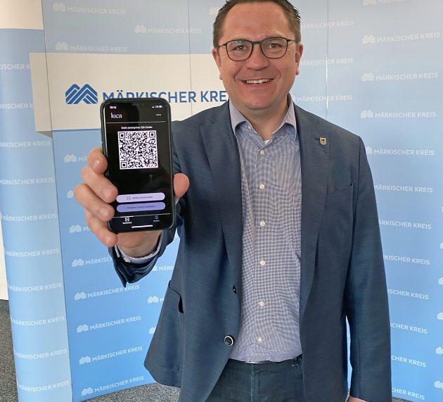Luca-App: Grundstein für digitale Kontaktnachverfolgung gelegt