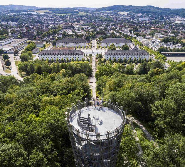 Modellprojekt Sauerlandpark Hemer: Untersuchung möglicher Öffnungsschritte im ländlichen Raum