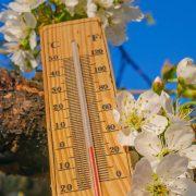 Nach bis zu 30 Grad am Muttertag rauschen die Temperaturen erneut in den Keller