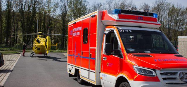 Arbeitsreicher Wochenstart für die Feuerwehr Iserlohn