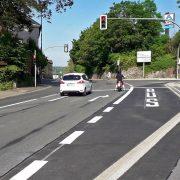 """Barrierefreier Ausbau der Bushaltestellen """"Brinkhofstraße"""" und """"Auf dem Gerre"""" abgeschlossen"""