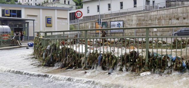 Hochwasserlage in Iserlohn – Bürgertelefon unter 02371 / 217-1234