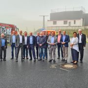 Bürgermeisterkonferenz stellt Weichen für gemeinsamen Starkregen- und Hochwasserschutz